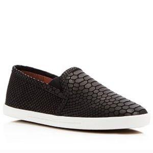 Joie Kidmore Embossed Slip-On Flats Sneakers